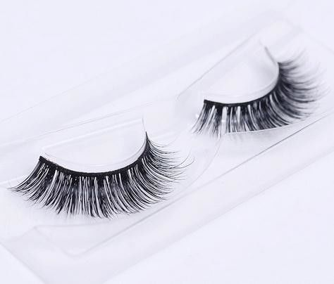 Hand Made 3D Eyelash Extensions False Mink Eyelashes 50 Pairs Per Style